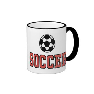 Kids Soccer Mug