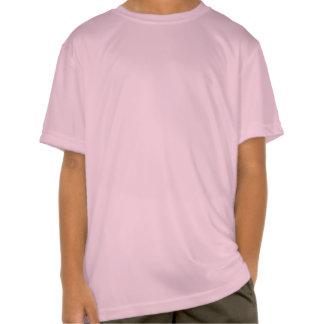 Kids' Sport-Tek Basic Performance T-Shirt pink