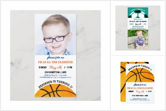 Kids Sports Themed Birthday Party