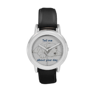Kid's Stainless Steel Watch