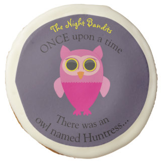 Kids Story Starter Cookie-Huntress Sugar Cookie