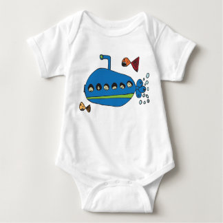 Kids Submarine T-shirt