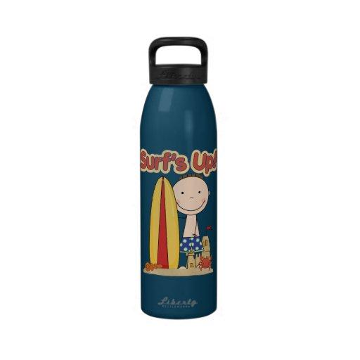KIds Surfing Sports Bottle Water Bottle