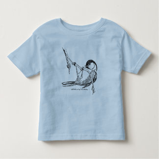 Kids T / Black-capped Chickadee Toddler T-shirt