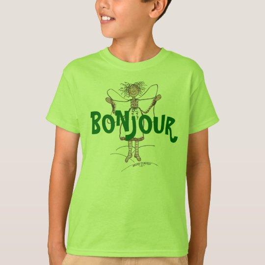 Kid's T-Shirt/Bonjour T-Shirt