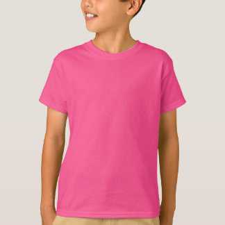 Kids' t-shirt DIY add text image change color fun