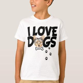KIDS T-SHIRT DOG