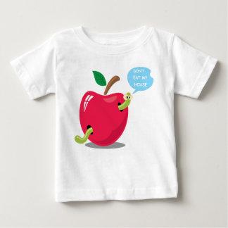 "Kids T-Shirt ""Don't eat my house"""