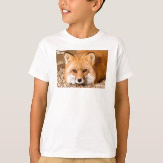 Kids t-shirt featuring Red Fox