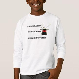 Kid's T-shirt Kindergarten Magic (XS-XL)