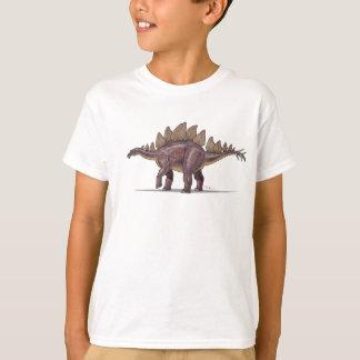 Kids T-shirt Stegosaurus Dinosaur