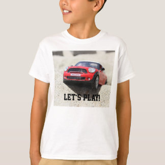 Kids T-Shirt Toy Car
