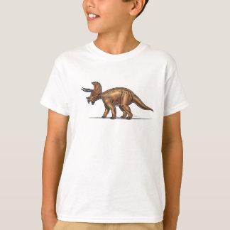 Kids T-shirt Triceratops Dinosaur