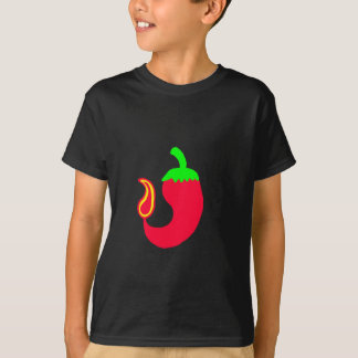 Kids T-Shirt Vertical B Jalapeno