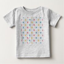 Kids t-shirt with Marshmallow Dots