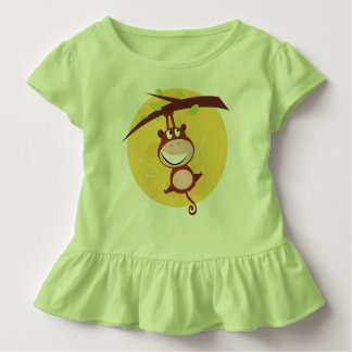 Kids t-shirt with Monkey
