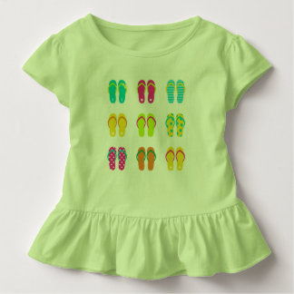 Kids t-shirt with summer theme