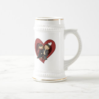 Kids T Shirts and Kids Gifts 18 Oz Beer Stein
