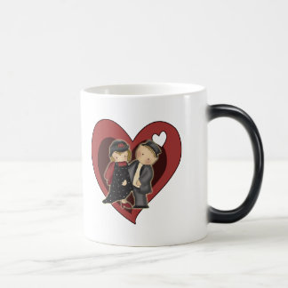 Kids T Shirts and Kids Gifts 11 Oz Magic Heat Color-Changing Coffee Mug