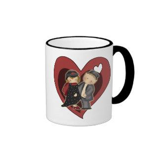 Kids T Shirts and Kids Gifts Ringer Coffee Mug