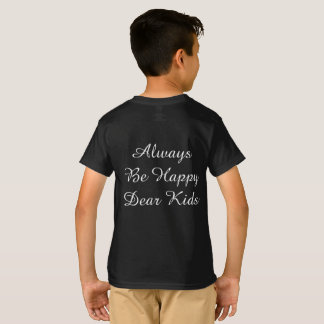 "Kids T shirts ""Make Every Day Great"""
