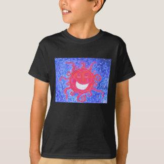 Kid's Tee shirt - Cosmic Sunshine