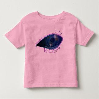 Kid's Tee shirt- WEEP Kid's Tee shirt