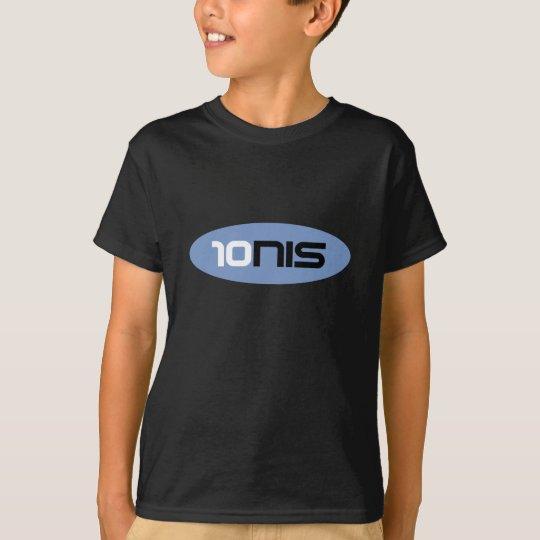 Kids Tennis Apparel T-Shirt