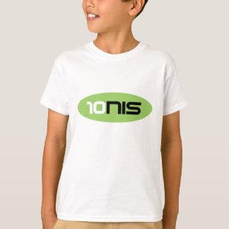 Kids Tennis Wear T-Shirt