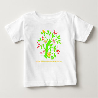 kids the wilderness regeneration group baby T-Shirt