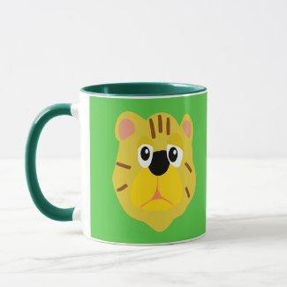 Kids Tiger Mug