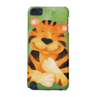 Kids tiger protection ipod touch case