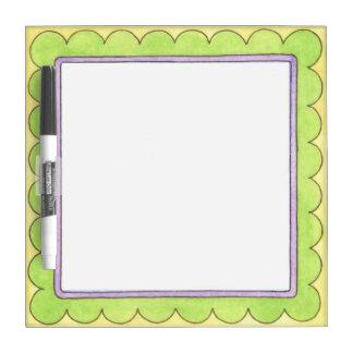 kids to do list Dry-Erase board
