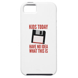 Kids Today Have No Idea What This Is iPhone SE/5/5s Case