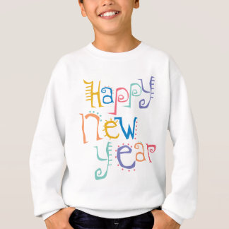 Kids, Toddler, Baby New Years Resolution Sweatshirt
