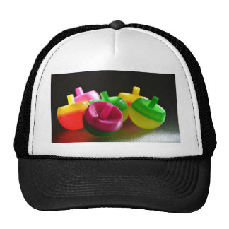 Kid's Toy Tops Spin Candy Colored Trucker Hat