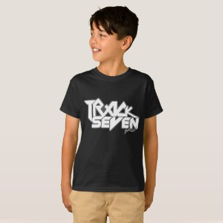 Kids Track Seven Band T-Shirt