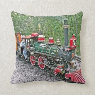 Kids Train Pillow