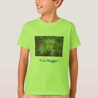 """Kids """"Tree Hugger"""" Tshirt"""
