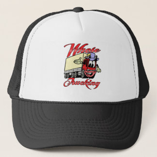Kids Trucking Trucker Hat