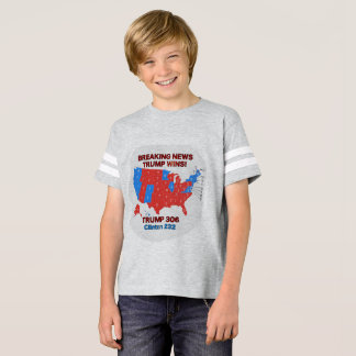 Kids Trump Wins Shirt