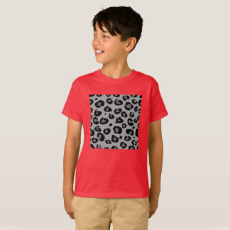 Kids tshirt with tiger pattern