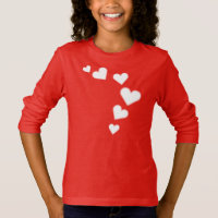 Kid's Valentine's Shirt Kid's Valentine Sweatshirt