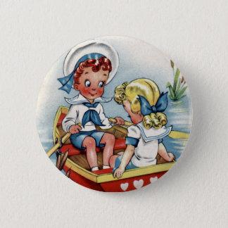 Kid's Vintage Valentine Pins