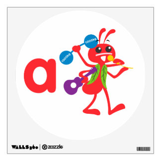 Kids Wall Art - Animals - Ant Wall Decal