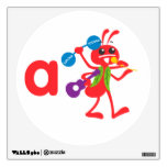 Kids Wall Art - Animals - Ant Wall Sticker