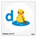 Kids Wall Art - Animals - Duck Wall Graphics