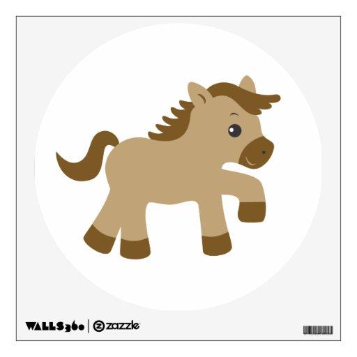 Kids Wall Art - Animals - Horse Wall Decal