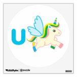 Kids Wall Art - Animals - Unicorn Wall Sticker