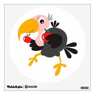 Kids Wall Art - Animals - Vulture Wall Decal